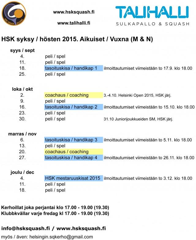 HSK syksy 2015 v2