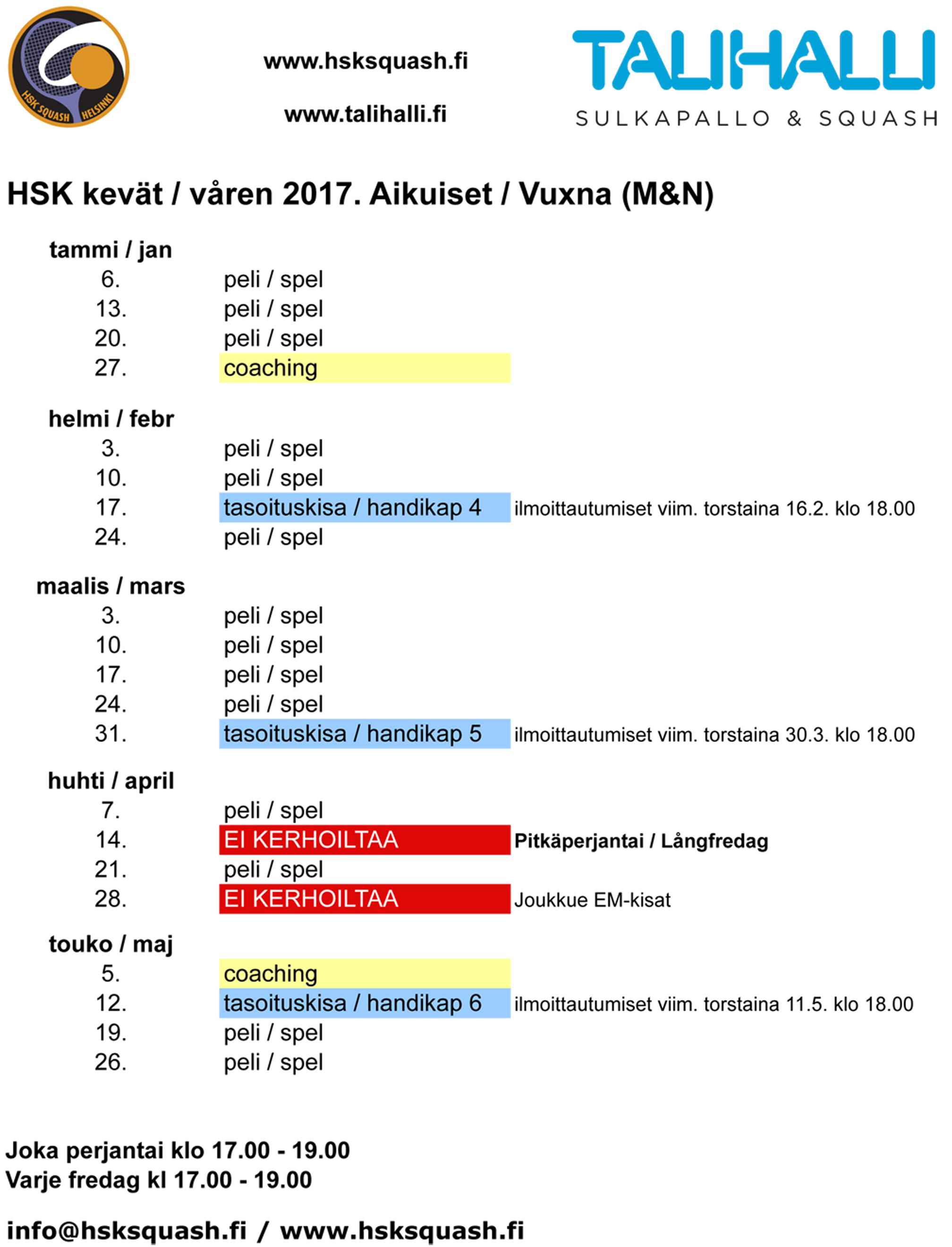 HSK kevat 2017 v3